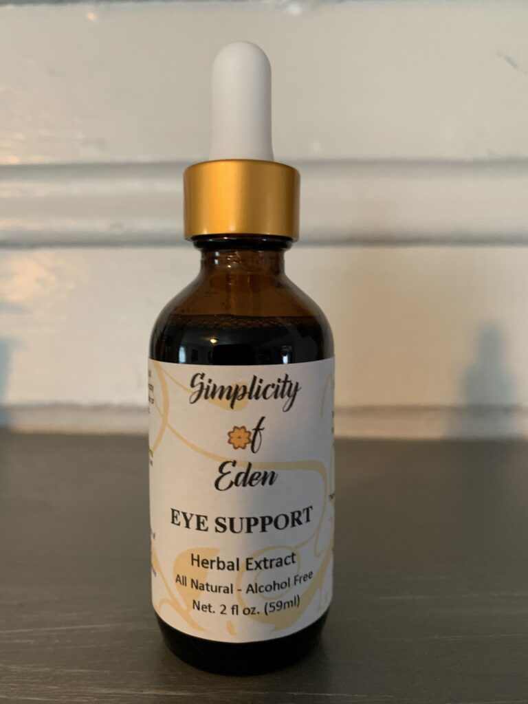 Eye Support Herbal Extract